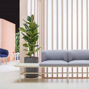 soft seating agora