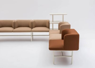 modułowy system soft seating