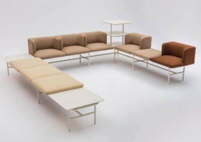 soft seating agora ze stolikiem