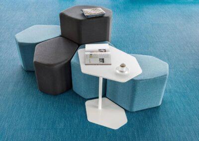 soft seating bazalto ze stolikiem
