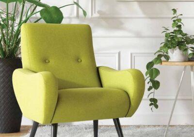 komfortowy fotel soft seating