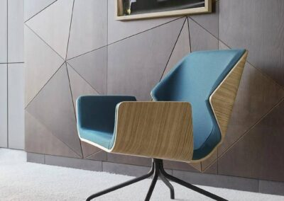fotel soft seating booi