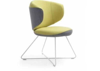 nowoczesne krzesło konferencyjne