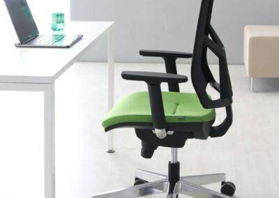 krzesło obrotowe eleven w przestrzeni biurowej