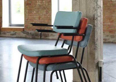 nowoczesne wygodne krzesła