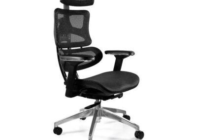 klasyczny obrotowy fotel ergotech