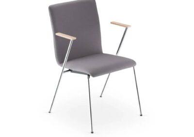 klasyczne krzesło konferencyjne