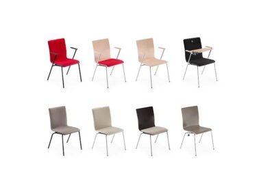 rodzaje krzeseł fen