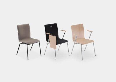 warianty krzeseł konferencyjnych