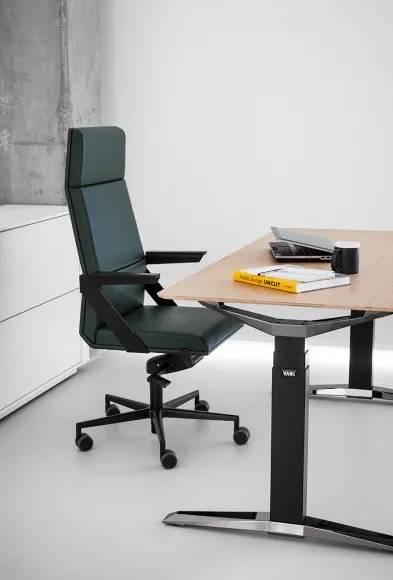 krzesło obrotowe fil w nowoczesnym stylu