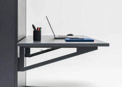 innowacyjne biurko flow