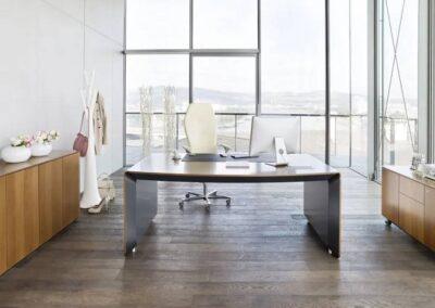 aranżacja biurowa fotela galileo