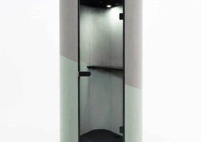 kompaktowa budka akustyczna