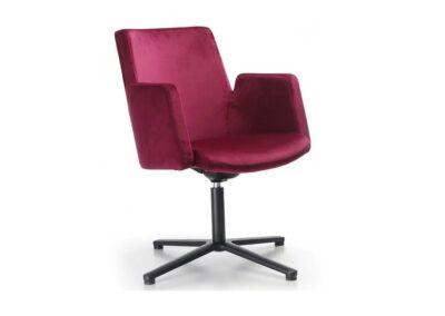 luksusowe krzesło konferencyjne