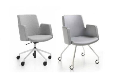 mobilne krzesła konferencyjne