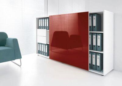 nowoczesne szafy biurowe