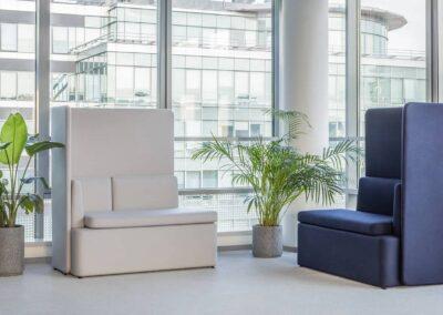 nowoczesny soft seating kaiva