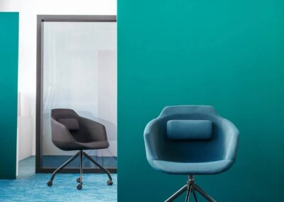 funkcjonalne wygodne krzesła