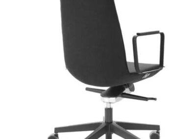 innowatorski fotel obrotowy lumi