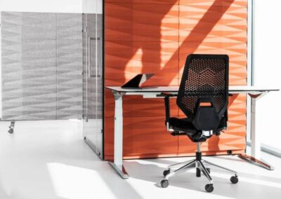 designerski fotel v6
