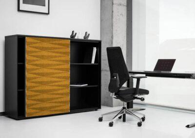 aranżacja fotela biurowego v6