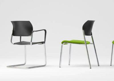 rodzaje krzeseł prino