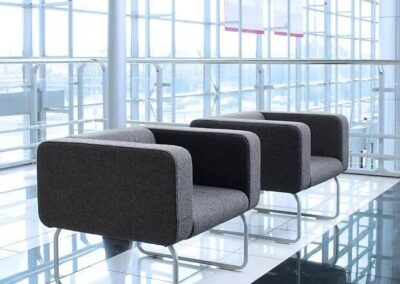 fotele soft seating