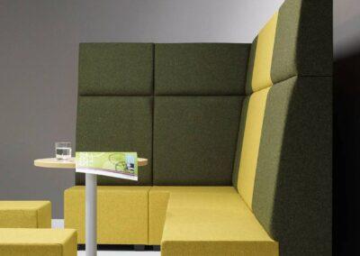 geometryczny soft seating