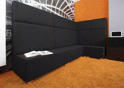 modułowy soft seating