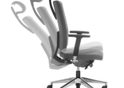 ergonomiczny fotel mate