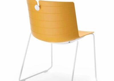 nowoczesna forma krzesła