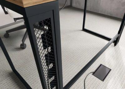 praktyczne biurko net