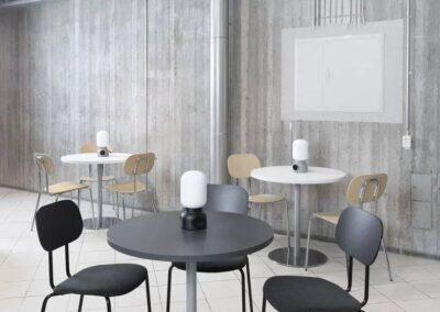 klasyczne krzesła kawiarniane
