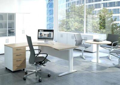 praktyczne biurko ogi n