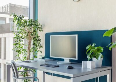 ergonomiczne biurko ogi u