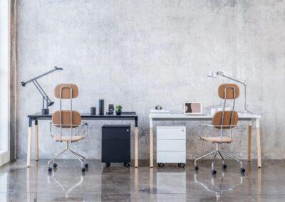 ergonomiczne biurko ogi w