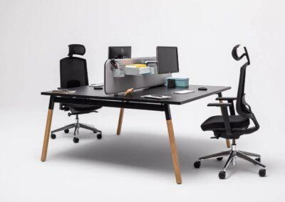 podwójne biurko ogi w