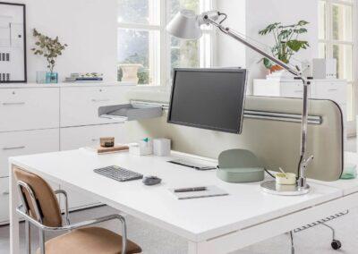 ergonomiczne biurko ogi y