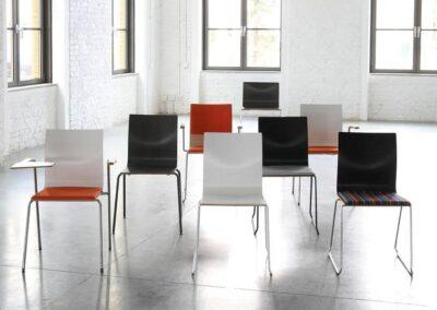 rodzaje krzeseł orte