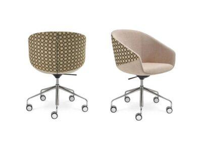 fotele konferencyjne na kółkach