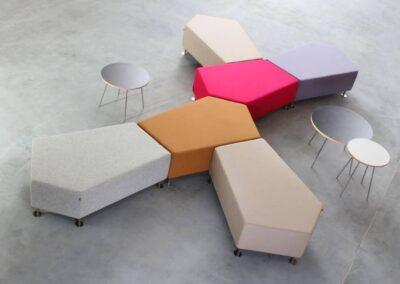 kompozycja soft seating penta