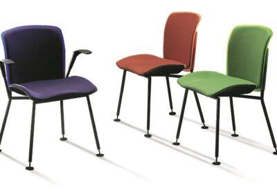 ergonomiczne krzesła konferencyjne