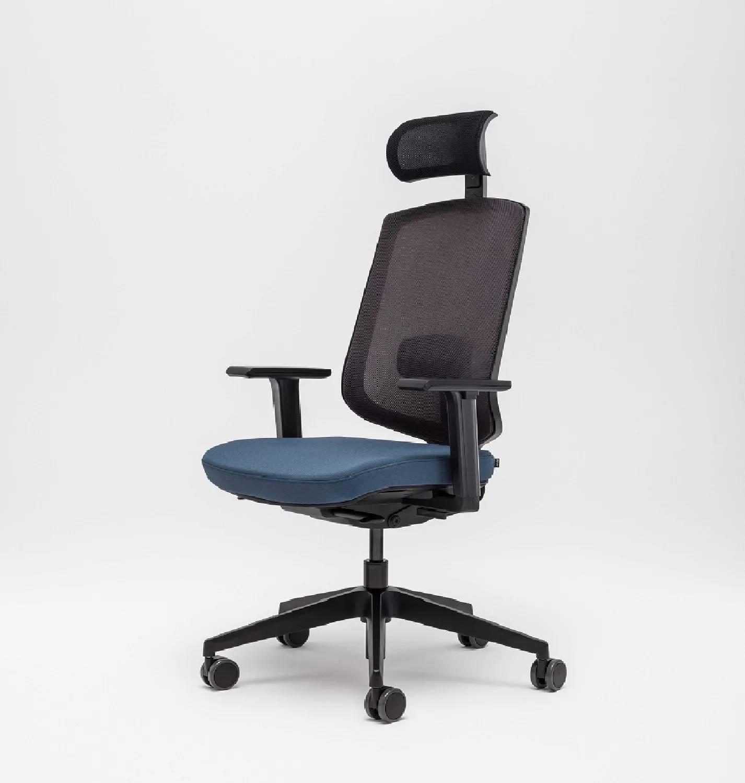 fotel z regulacją siedziska sava