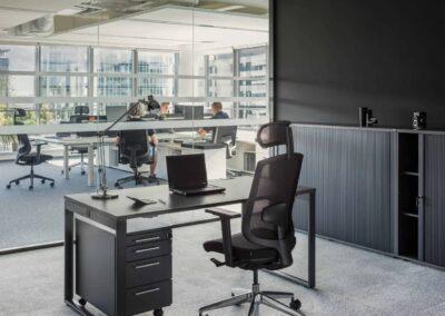 ergonomiczny fotel sava