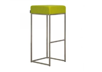 nowoczesne wysokie krzesło