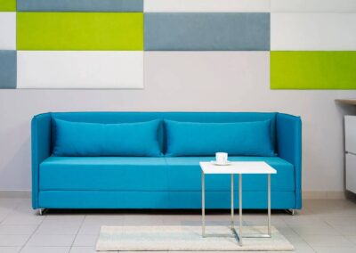 niebieski soft seating energy