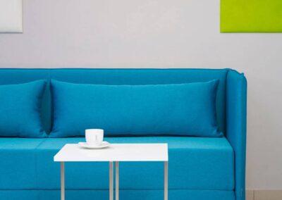 soft seating energy ze stolikiem