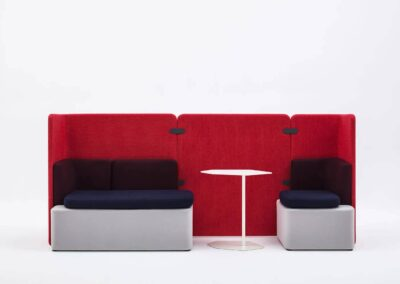 modułowy soft seating