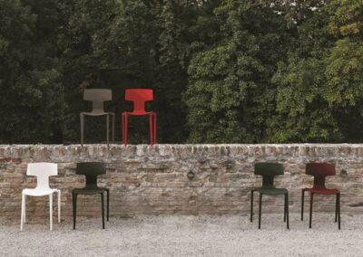 warianty kolorystyczne krzeseł split