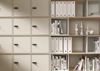 funkcjonalne szafy typu locker